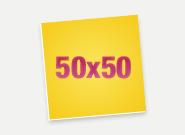 Печать Пенокартон 50х50
