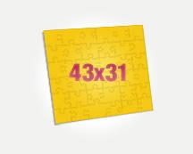 Печать Пазл 43х31 (408 элементов)