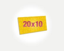 Печать Пазл 20х10 (50 элементов)