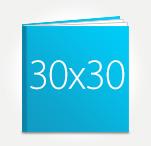 Печать Принтбук ROYAL в твердой персональной обложке 30х30