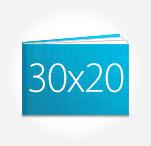Печать Принтбук ROYAL в твердой персональной обложке 30х20 (шёлк)
