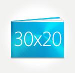 Печать Принтбук ROYAL в твердой персональной обложке 30х20 (металлик)
