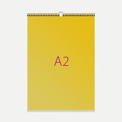 Календарь перекидной А2, вертикальный<br>
