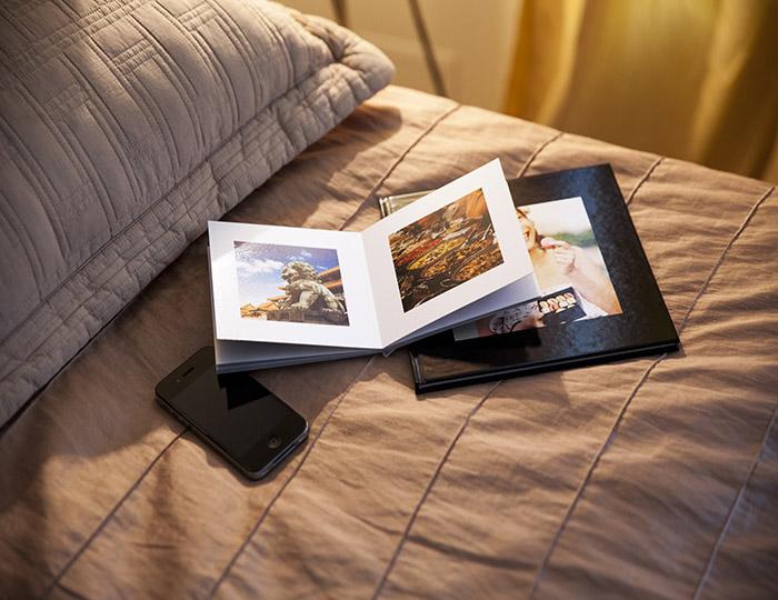 Напечатать фотоальбом книгу