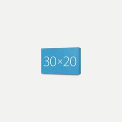 Печать Холст Премиум 20x30