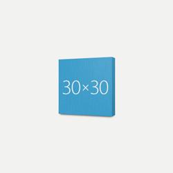 Печать Холст Премиум 30х30