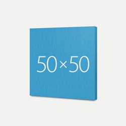 Печать Холст Премиум 50х50