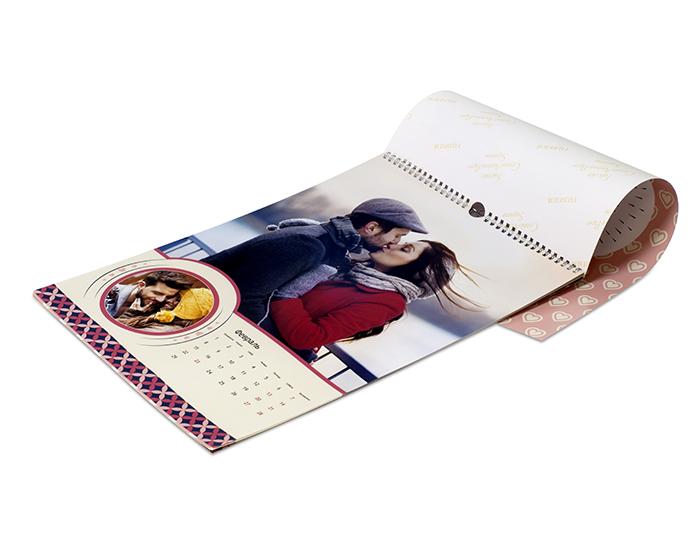 Календарь перекидной А3 Премиум<br>