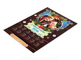 Превью товаров в категории - Календарь-плакат-А3-Премиум