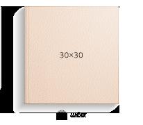 Печать Принтбук ROYAL в бежевой кожаной обложке 30х30 (шелк)