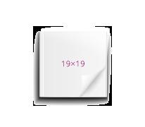 Печать Фотокнига (Принтбук) в мягкой обложке 19х19 (40 страниц)