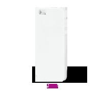 Чехол для iPhone 5/5s (белый)<br>