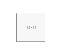 Печать Открытка 15х15