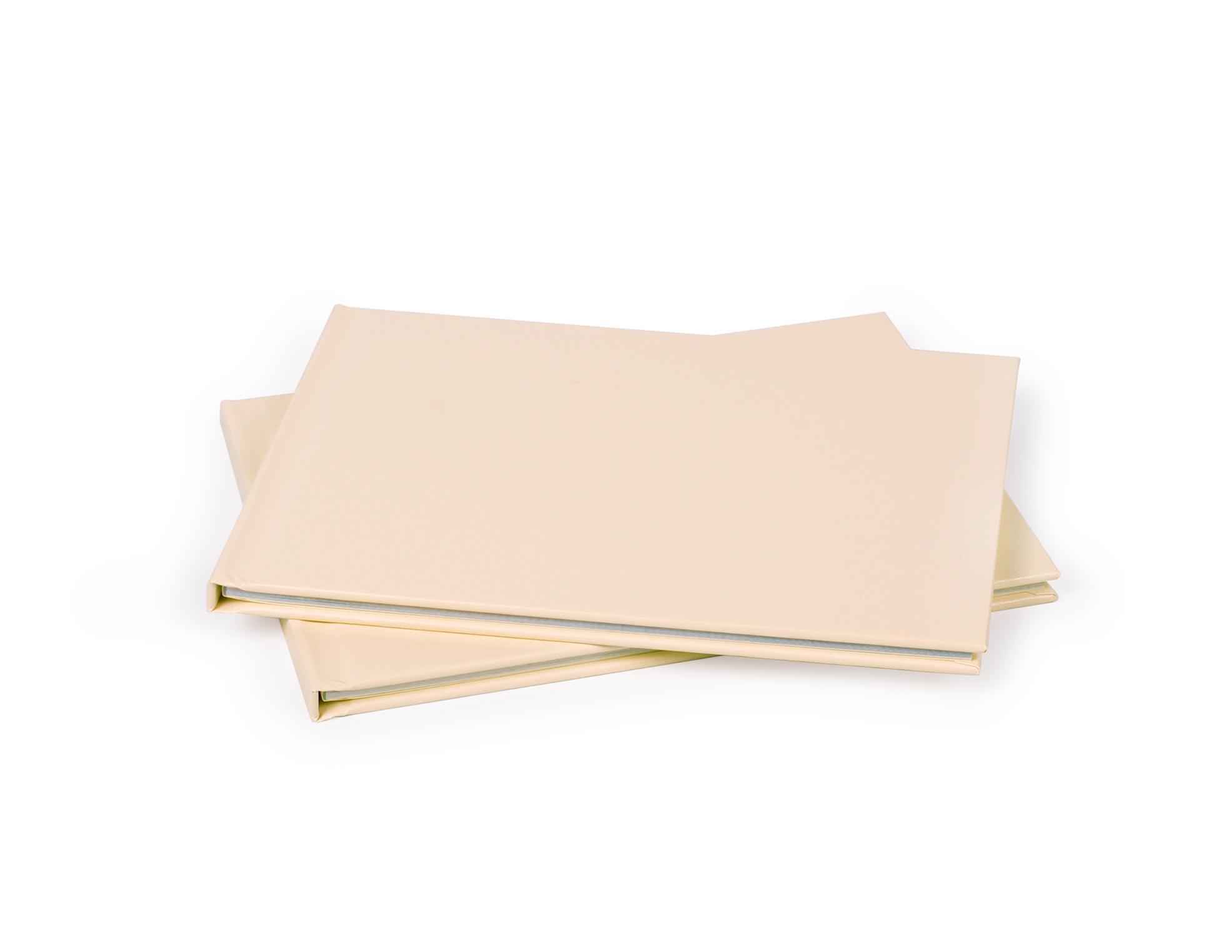 Принтбук в твердой обложке из искусственной кожи - 3