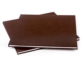 Принтбук Премиум в твердой обложке из искусственной кожи - 0