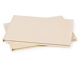 Принтбук в твердой обложке из искусственной кожи - 0