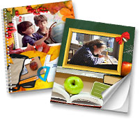 Фототетради и фотоблокноты