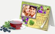 Печать  - Календари А5 универсальные
