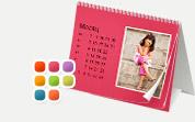 Печать  - Календари А5 цветные