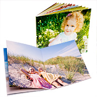 Принтбук Премиум в мягкой персональной фотообложке (минибук)