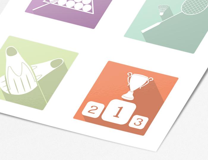 Наклейки на бутылки, тетради, блокноты, коробки: изготовление и печать на заказ в NetPrint