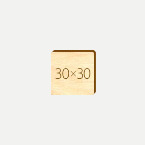 30х30