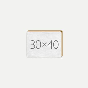 30х40 (с подложкой)