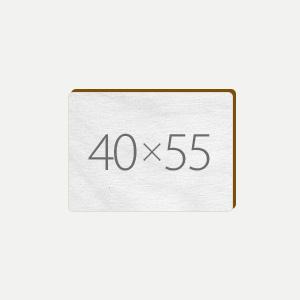40х55 (с подложкой)