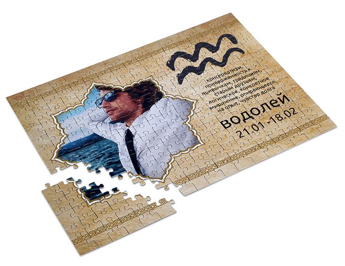 Фотопазлы - печать на заказ в netPrint
