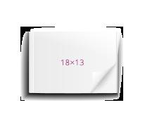 18х13, от 8 разворотов