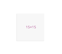 15х15