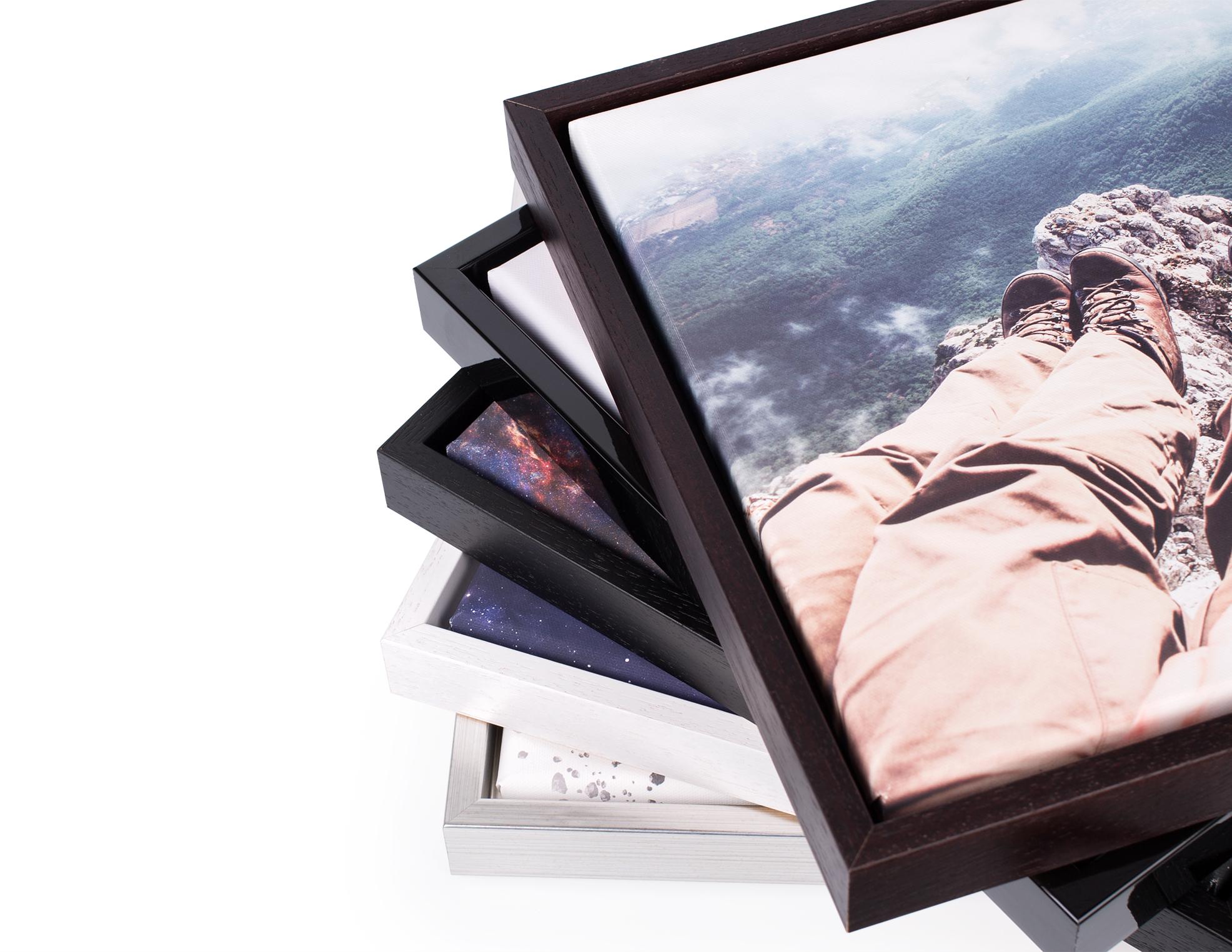 Фотография на холсте: цена на печать фотохолстов Премиум в NetPrint