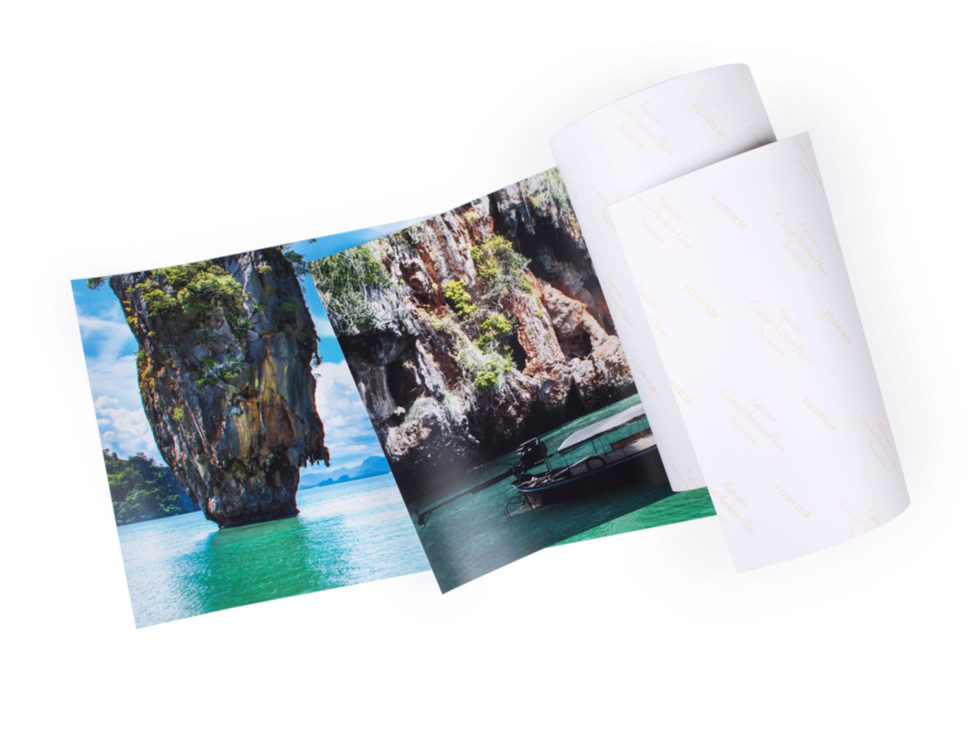 Печать панорамных фотографий в NetPrint