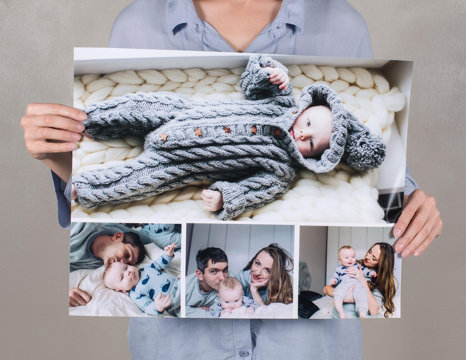 Печать фотографий большого формата в NetPrint