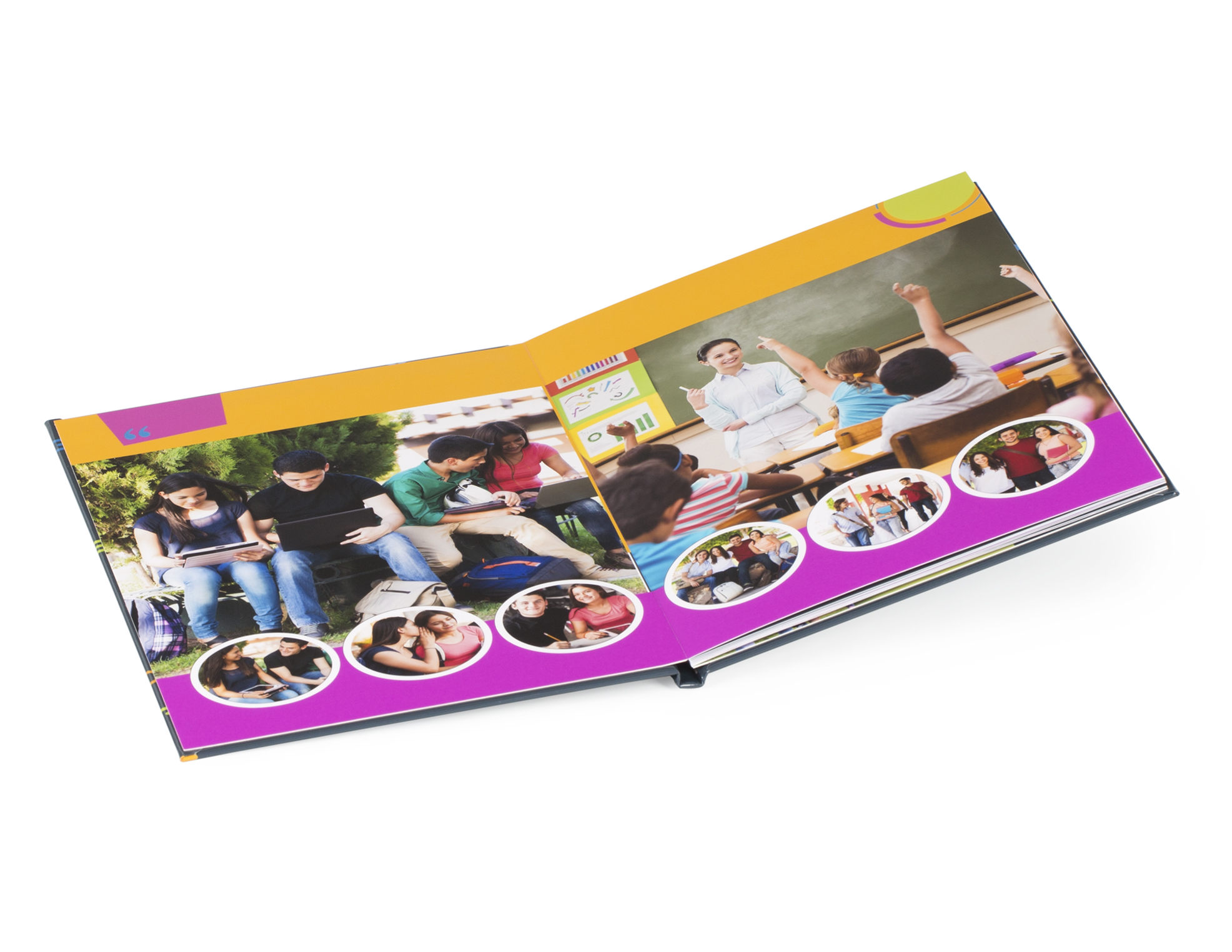 Фотокнига планшет Премиум: создать онлайн – печать в NetPrint