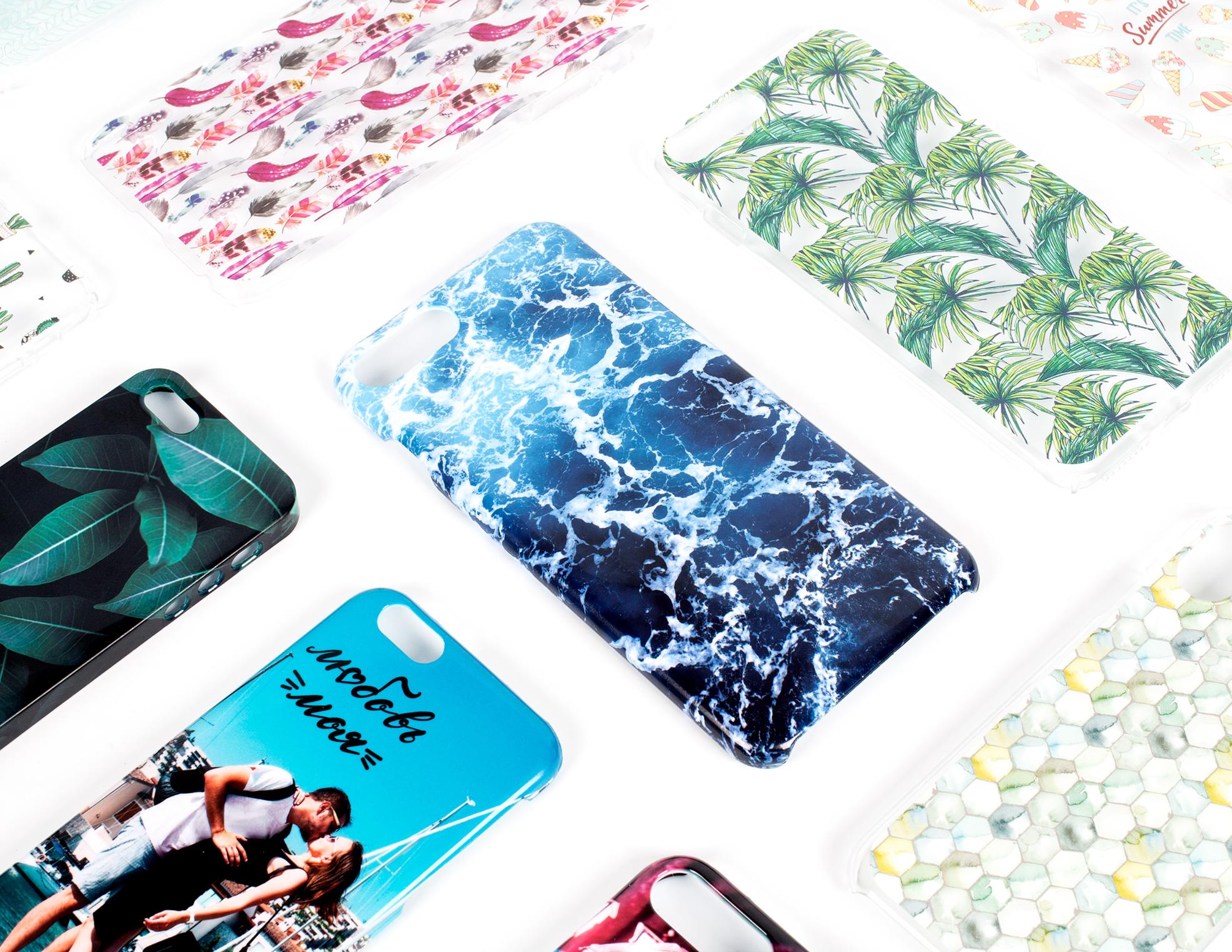 Печать фото на чехол для iphone