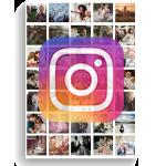 Постер В2 instagram
