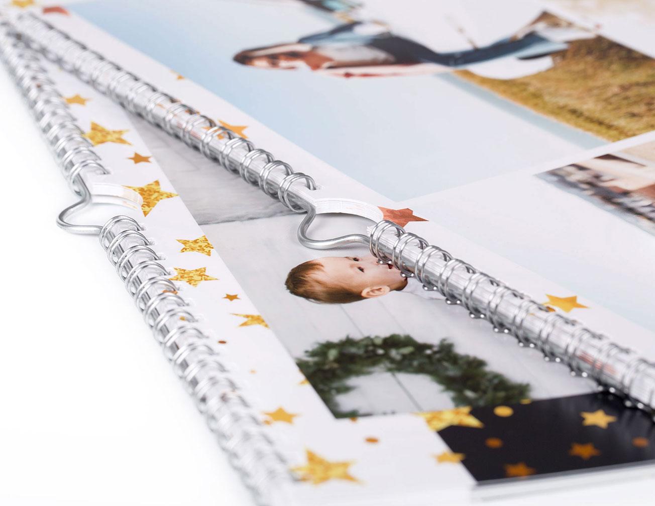 Календарь с фото перекидной А3 Royal: изготовление и печать на заказ в NetPrint