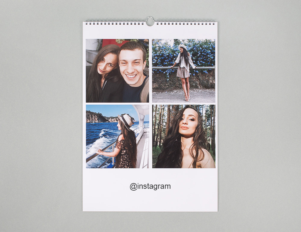Instagram календарь - Камышин