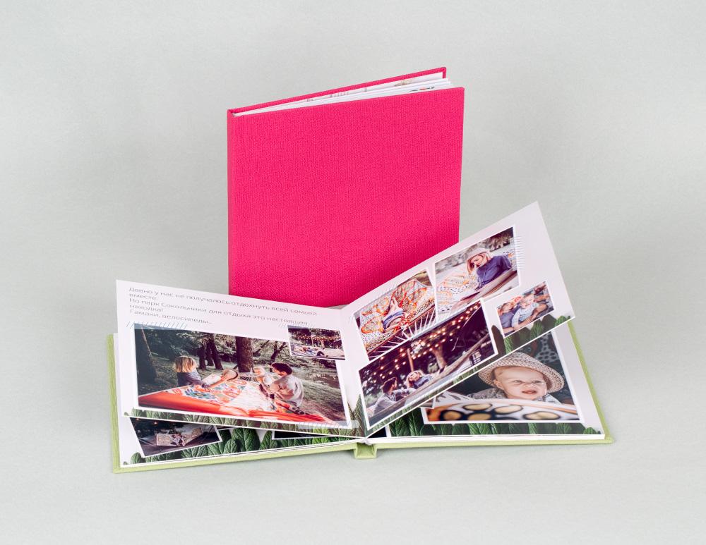 Фотокнига ROYAL в тканевой обложке - Хасавюрт