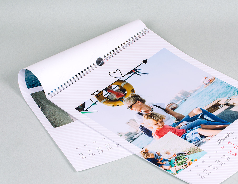 Календарь перекидной Премиум - Энгельс
