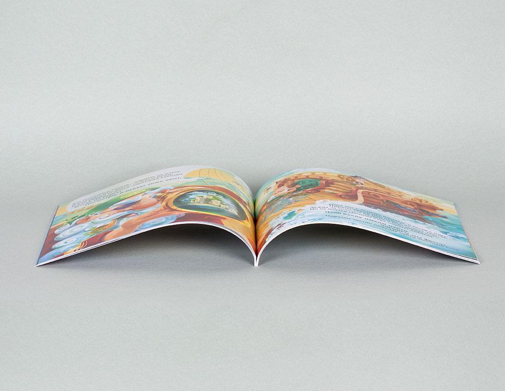 Именная книга для ребенка - Екатеринбург