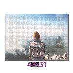Пазл 43х31 (408 элементов)