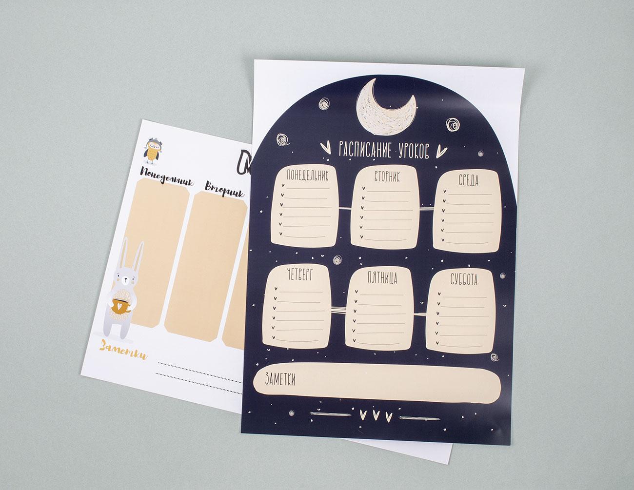 Постеры для интерьера: изготовление и печать на заказ в NetPrint