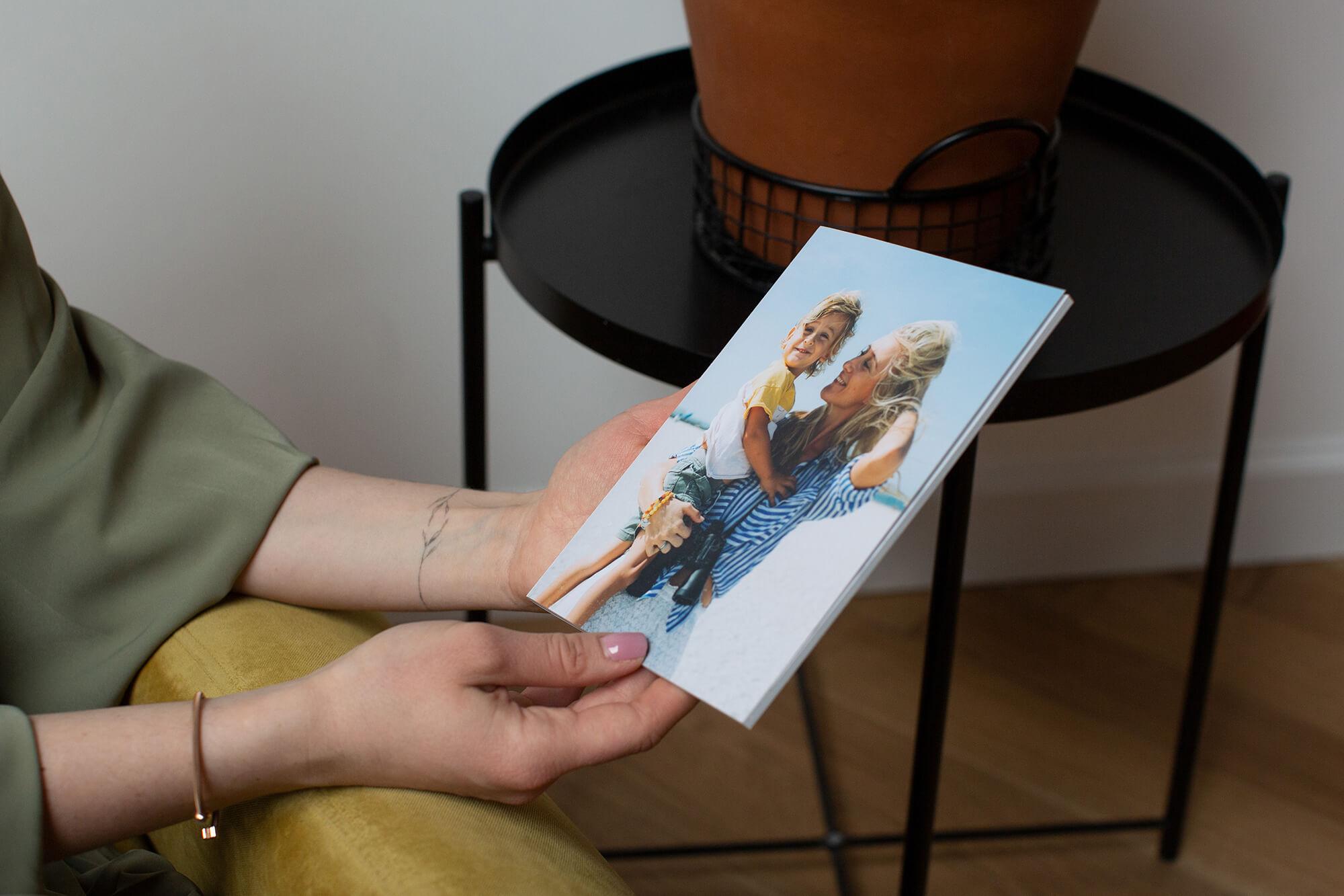 Фотокнига Премиум в мягкой обложке